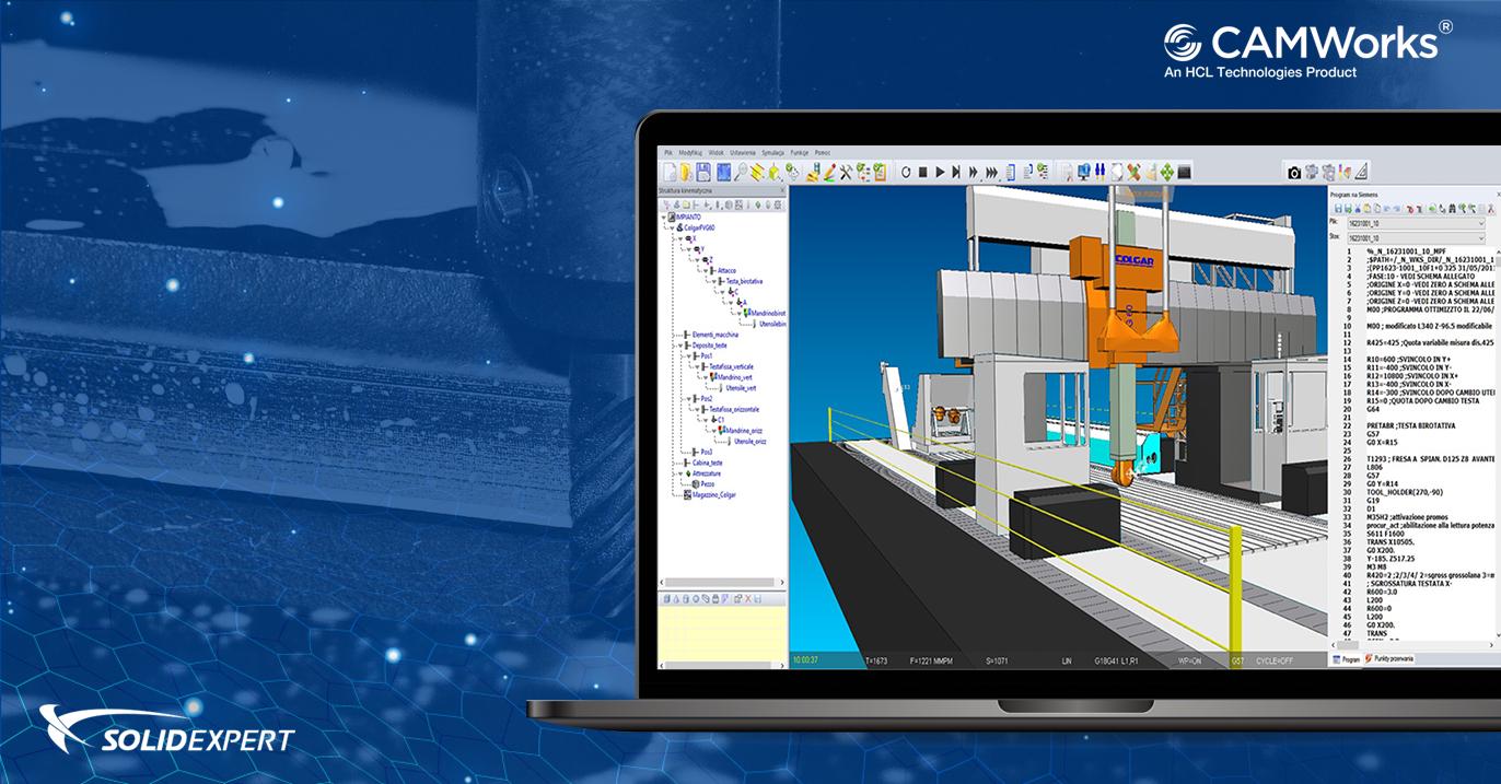 Webinar Eureka Virtual Machining – Porównanie symulacji ścieżek narzędzia oraz symulacji